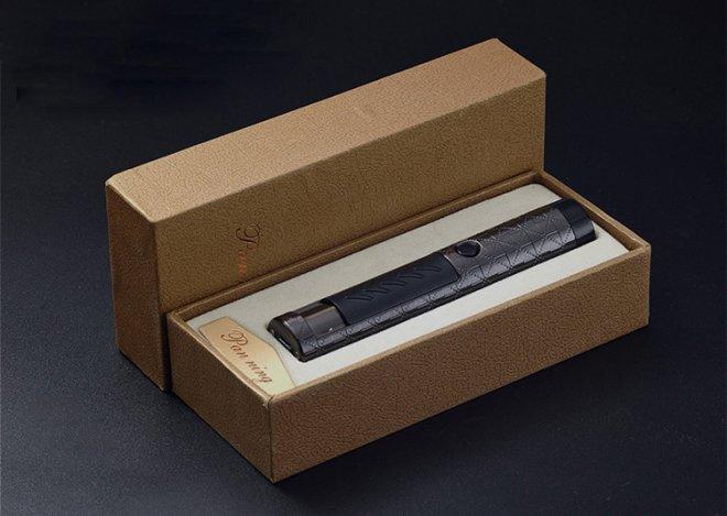 sans flamme cigarette briquet laser