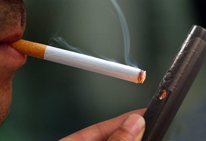 Portable Allume-cigare laser