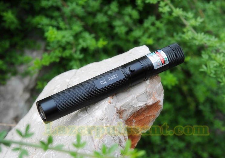 Pointeur laser vert  violet 200mw