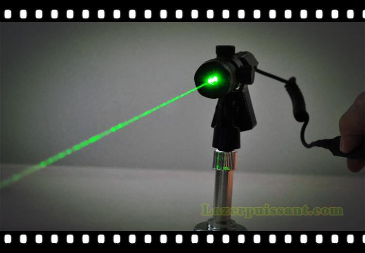 Laser Vert Puissance 5mw