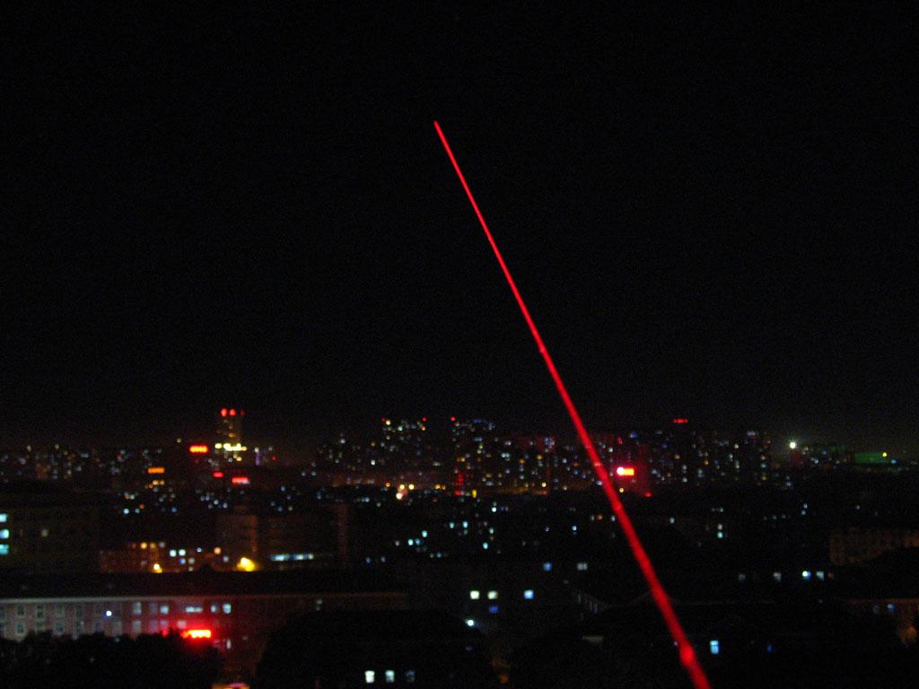 laser 100mw couleur rouge