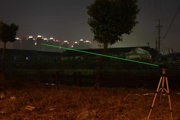 Pointeur lazer vert