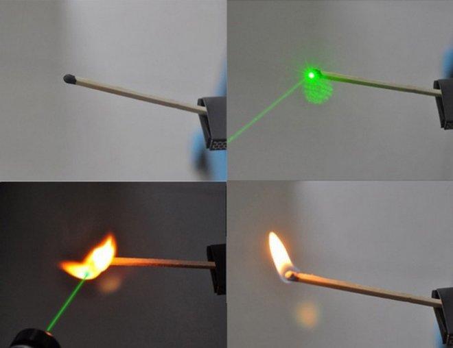 vendre 3w laser vert
