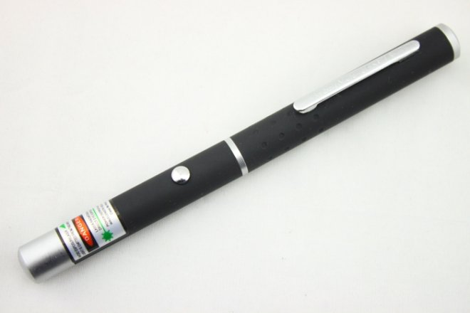 stylo laser vert 100mw