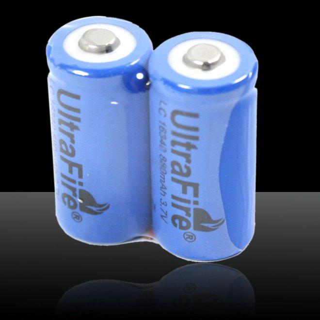 pile ultrafire 16340