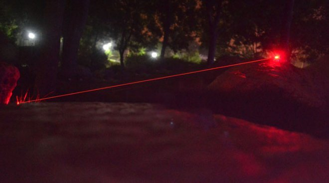 pointeur laser  rouge 303