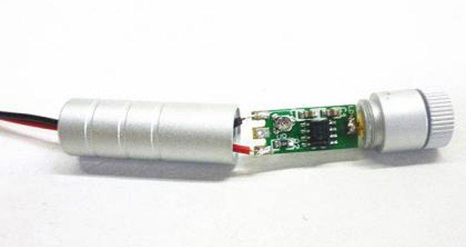 module laser rouge