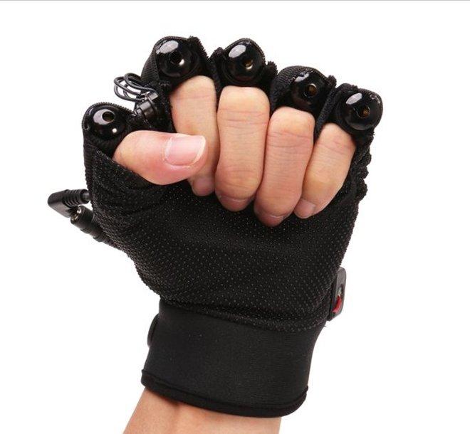 gants laser dj pas cher