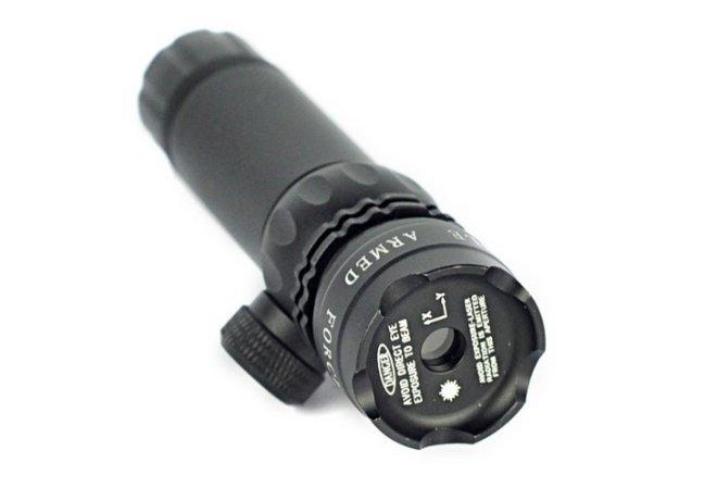 lazer pour canon de laser de reglage pour