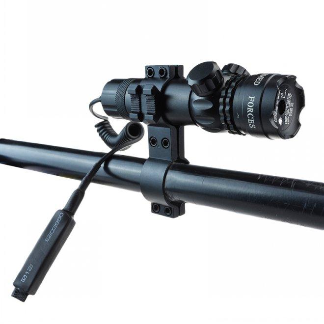 pointeur laser pour fusil