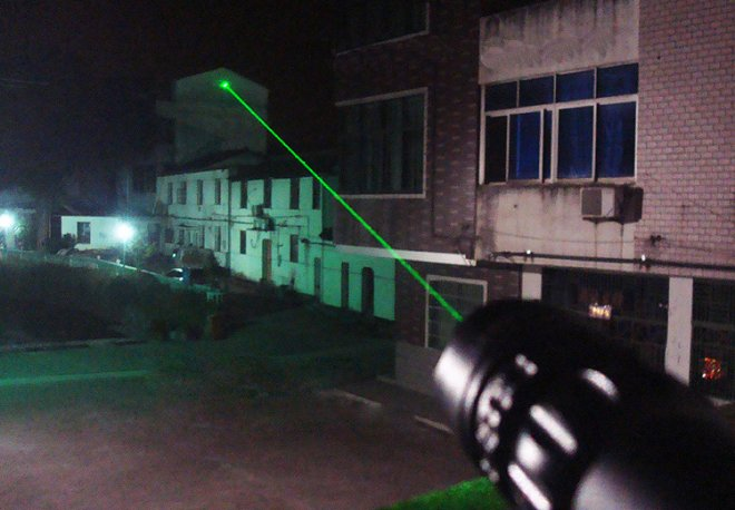 viseur laser