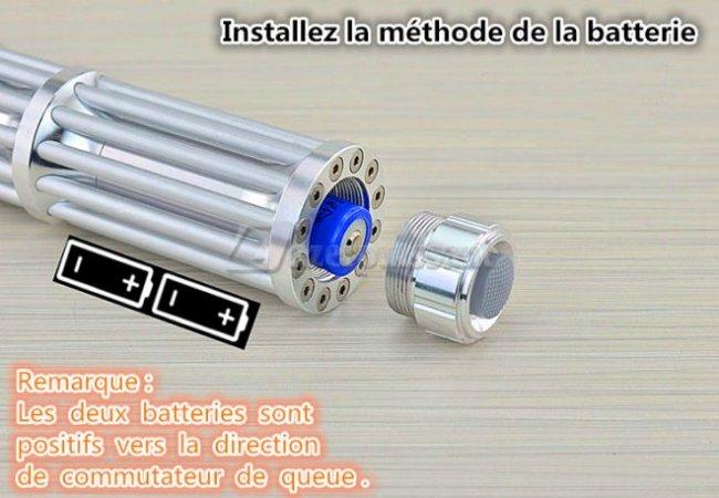 vente pointeur laser 20000mw bleu meilleur prix