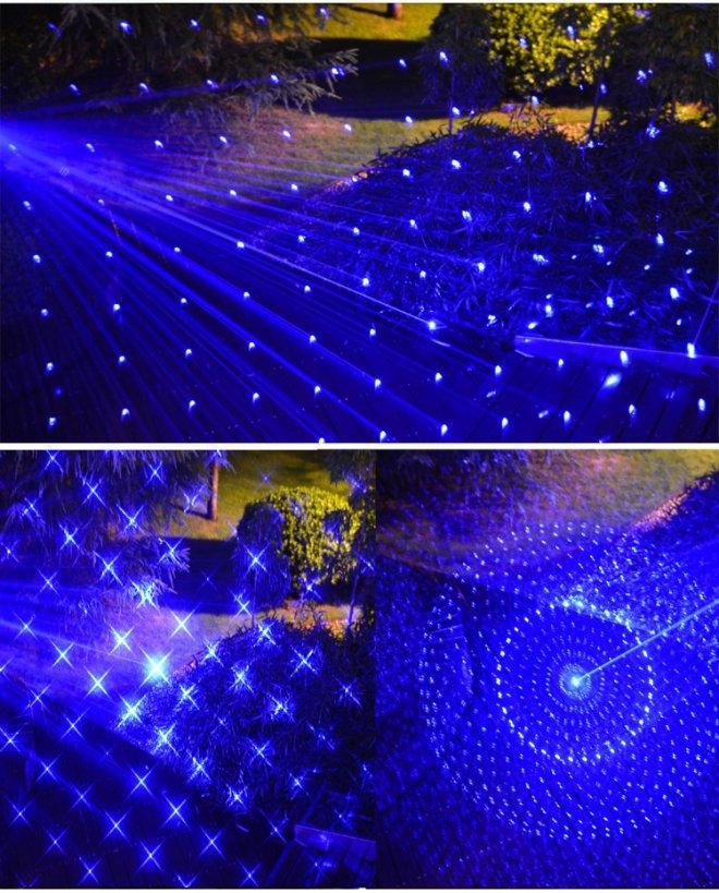 Pointeur Laser 20000mw Bleu Classe 5, Vente chaude