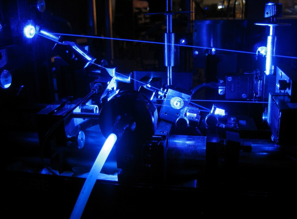 Laser Bleu 500mw