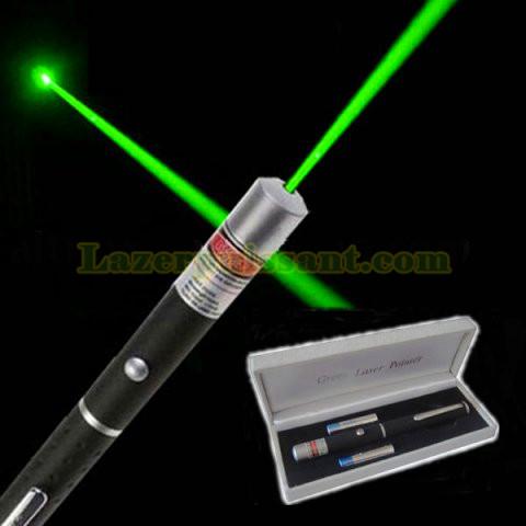 pointeurs laser verts