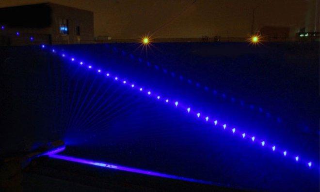 usb bleu pointeur laser pas cher