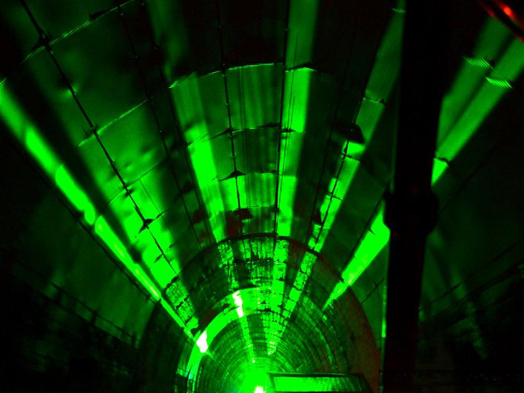 lazer vert ultra puissant
