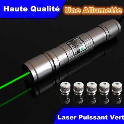 acheter puissant laser pointeur 300mw vert prix pas cher. Black Bedroom Furniture Sets. Home Design Ideas