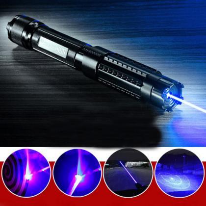 30000 mW laser pointeur enflammer allumette
