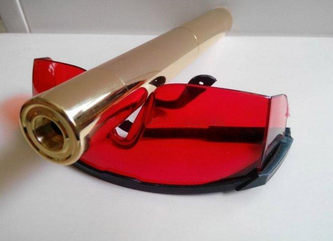 stylo laser coupant 10000 mw