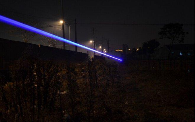 Haute puissance pointeur laser 8000mw
