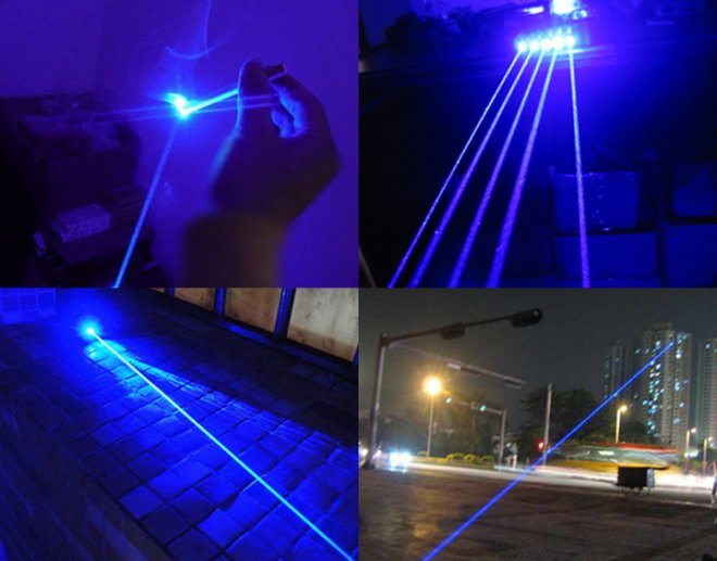 puissant Pointeur Laser 2000mw Bleu prix