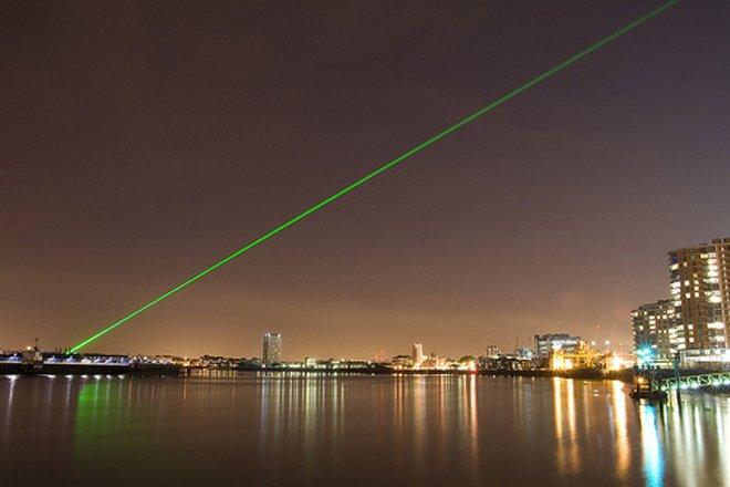 1mw laser faisceau visible