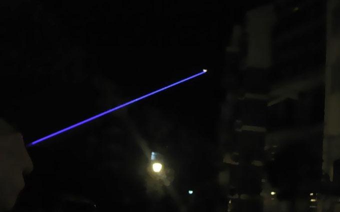 stylo pointeur laser 100mW