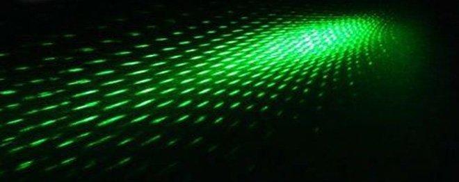 USB pointeur laser vert 100mw bon marché