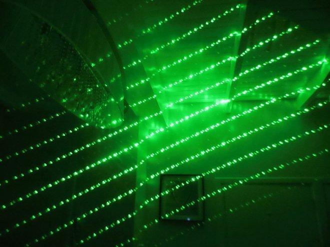 USB 100mw pointeur laser vert bon marché