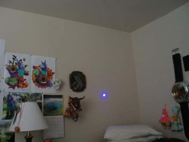 laser violet 100mw a acheter