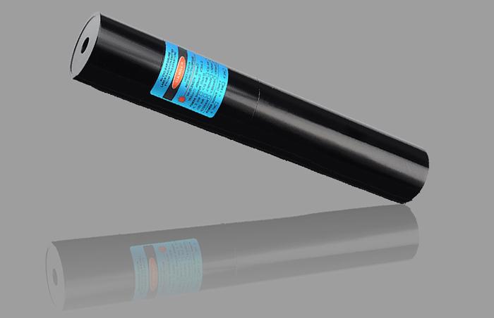 Pointeur laser bleu haut de qualité 6000mW