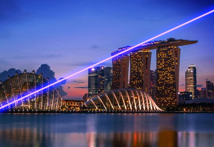 6000mW haut de qualité pointeur laser bleu