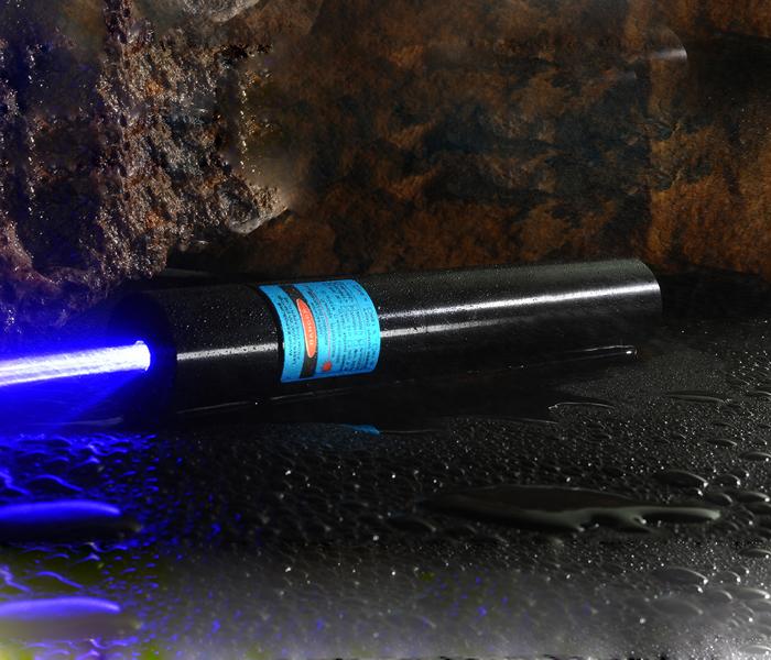 Haute de gamme pointeur laser bleu 6000mW