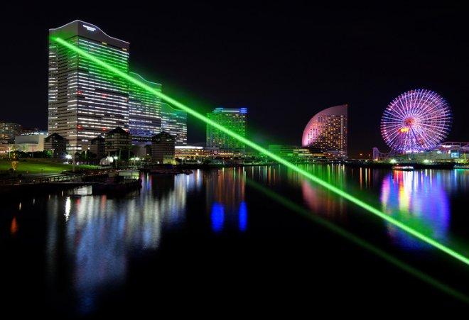 Grossier faisceau vert pointeur laser / Faisceau laser stout pas cher